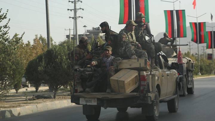 Ситуация в Кабуле, Афганистан / Фото: imago images/Xinhua/ТАСС