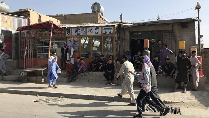 Местные жители в Кабуле, Афганистан / Фото: EPA/ТАСС