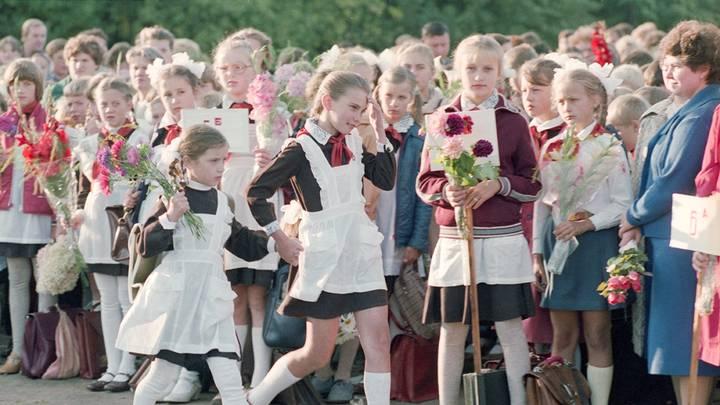 1983 год / Зотин Игорь/Фотохроника ТАСС