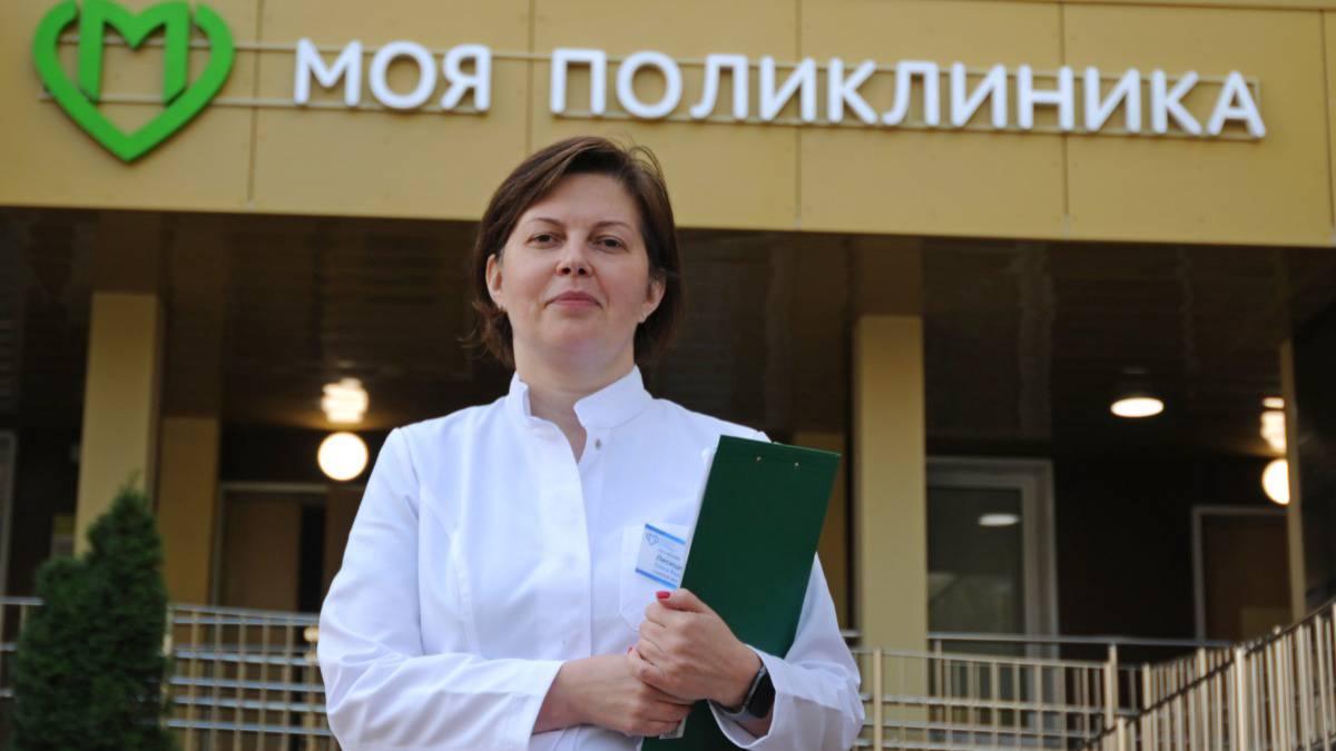 Новые поликлиники строят по самому современному московскому стандарту