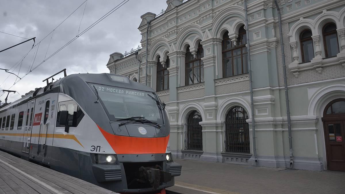 Новый вокзальный комплекс появится в составе ТПУ «Рижская»