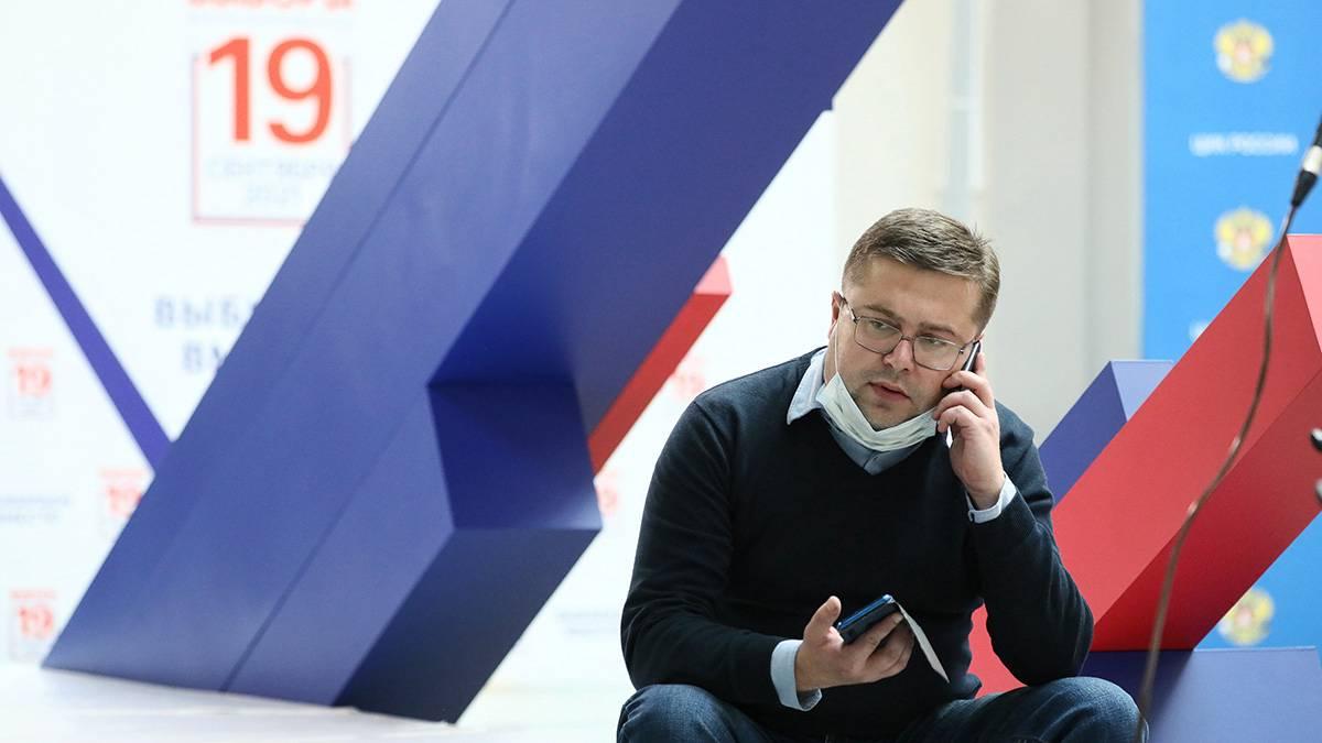 Политолог заявил, что выборы в Москве проходят в соответствии с законодательством