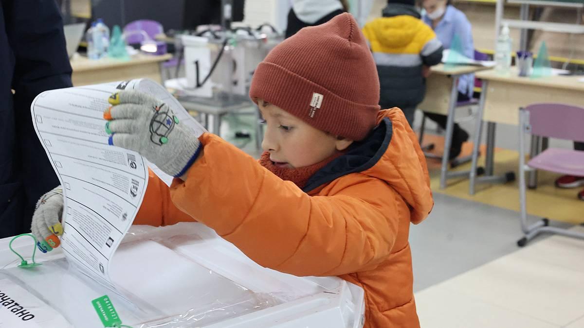 Партия «Единая Россия» победила на выборах в Ивановской области
