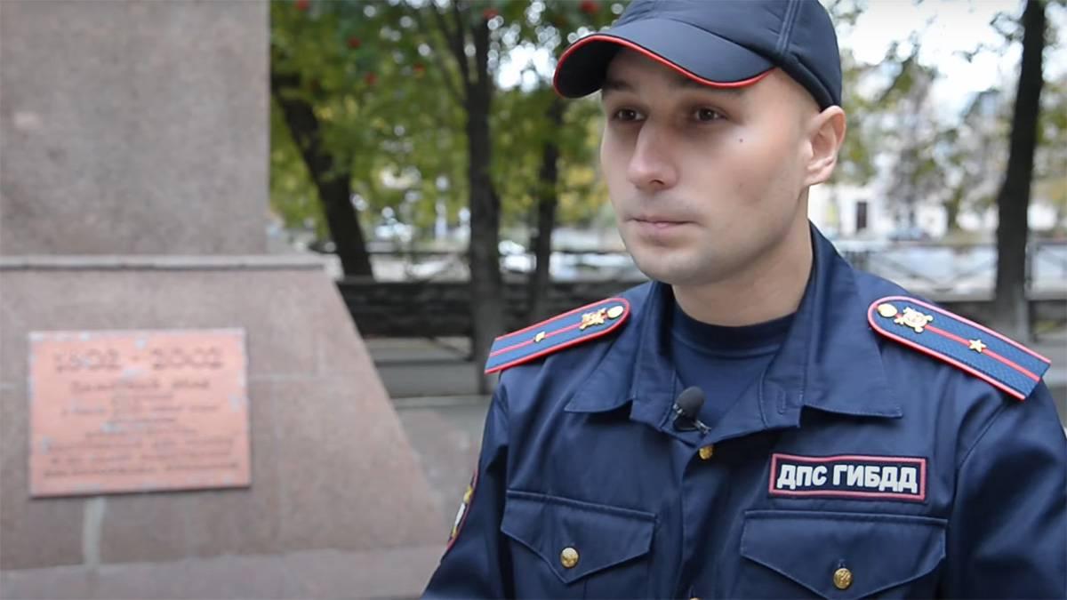 Лейтенант полиции Калинин рассказал, как обезвредил пермского стрелка