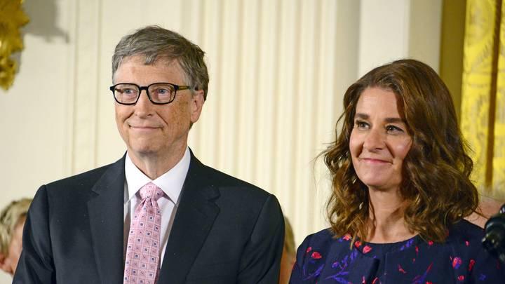 Билл и Мелинда Гейтс / Фото: Zuma\TASS