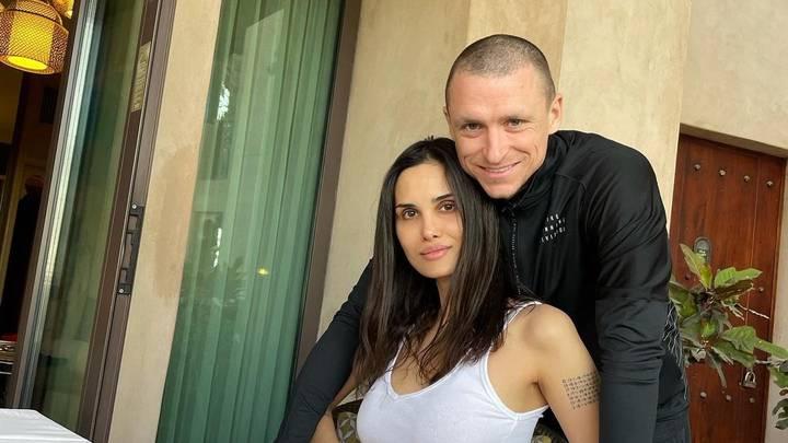 Алана и Павел Мамаевы / Фото: instagram/alana_mamaeva