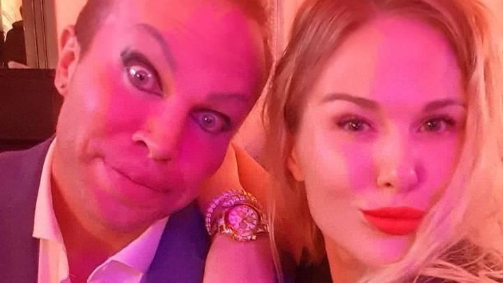 Александр и Ирина Шпак / Фото: instagram/sashashpakofficial