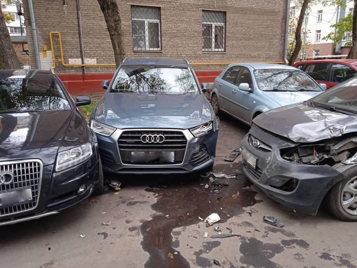 Фото: Госавтоинспекция Москвы