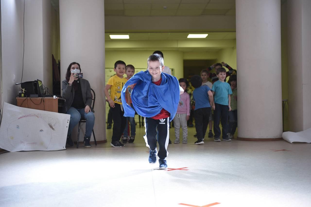 Главная особенность события — в нем приняли участие не только дети и подростки, но также и их родители. Фото: Пелагия Замятина, «Вечерняя Москва»