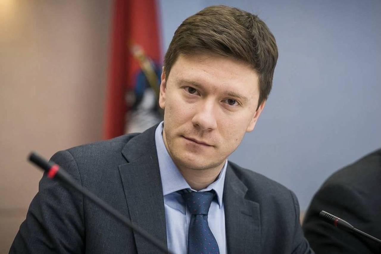Председатель комиссии Мосгордумы по государственному строительству и местному самоуправлению Александр Козлов