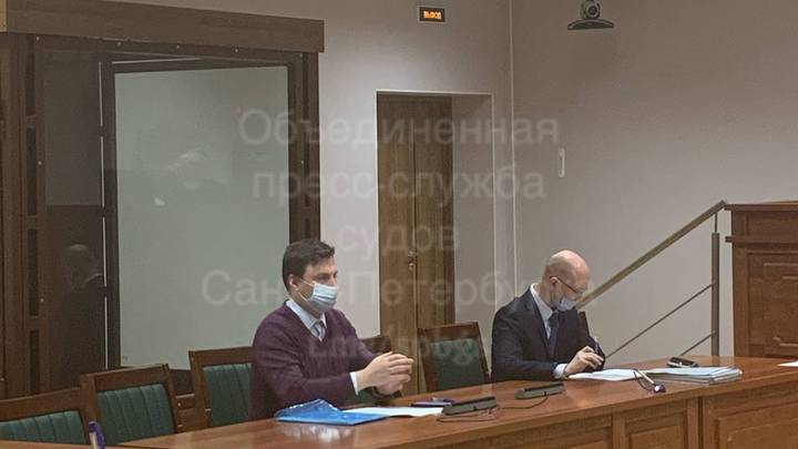 Фото: Пресс-служба суда / Санкт-Петербург