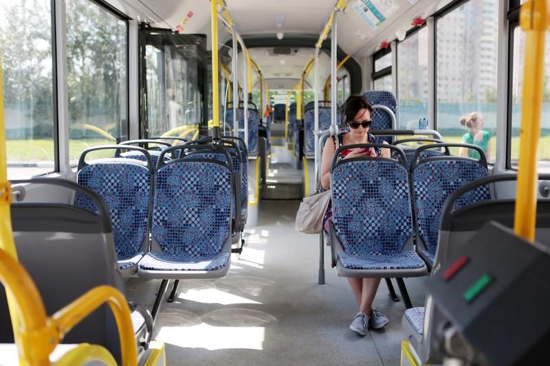 Первый автобус КАМАЗ протестируют в Москве в ближайшие две недели