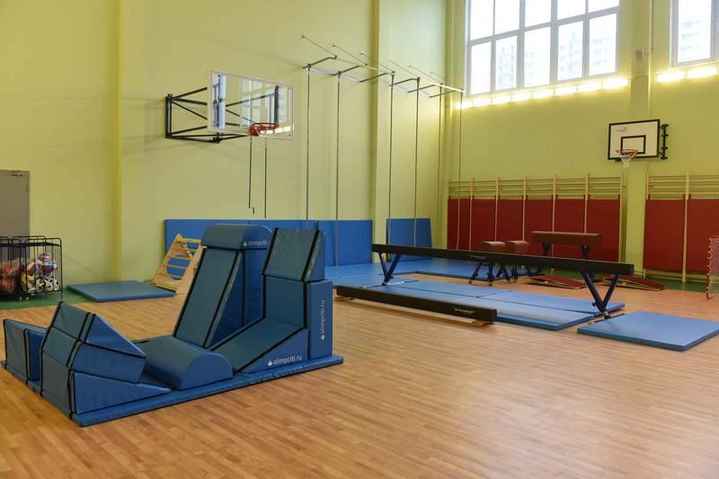 Физкультурно-оздоровительный комплекс построят на юго-западе Москвы