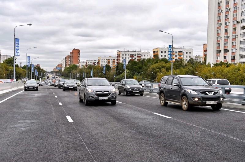 Движение транспорта на Волгоградском проспекте полностью восстановлено