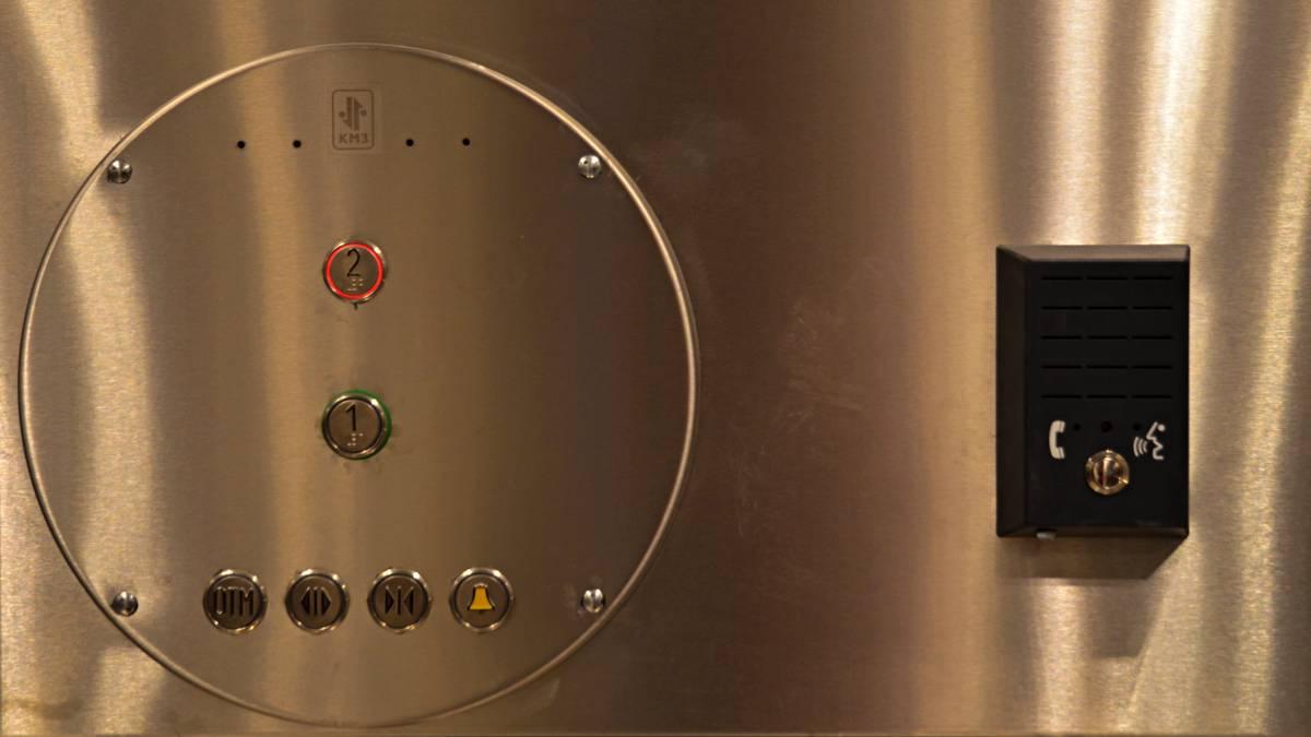 Лифты с системой бесконтактного управления начали производить в Москве