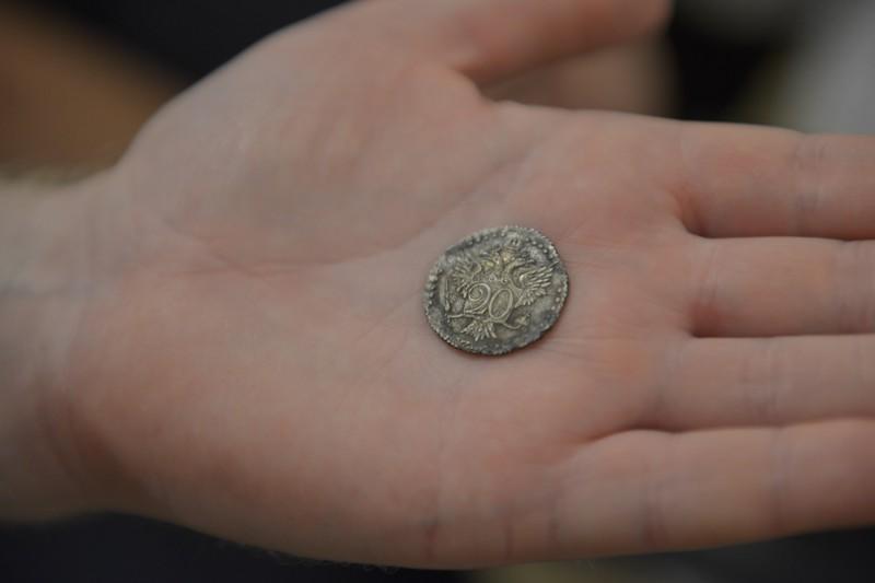 Москвичку обманули при покупке старинных монет