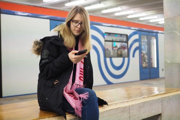 Более 6,5 тысячи вопросов обработал чат-бот метро Москвы в первые дни работы