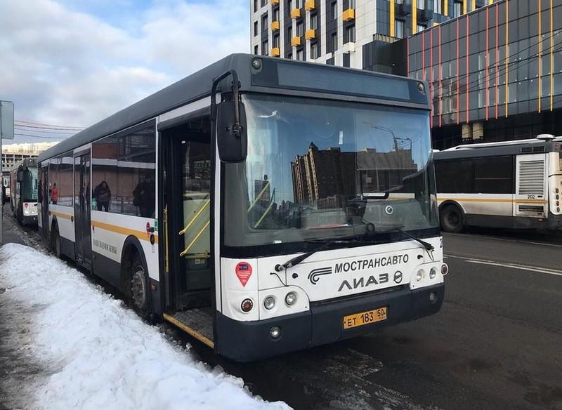 Более 14 миллионов поездок на автобусах Мострансавто совершили учащиеся за год