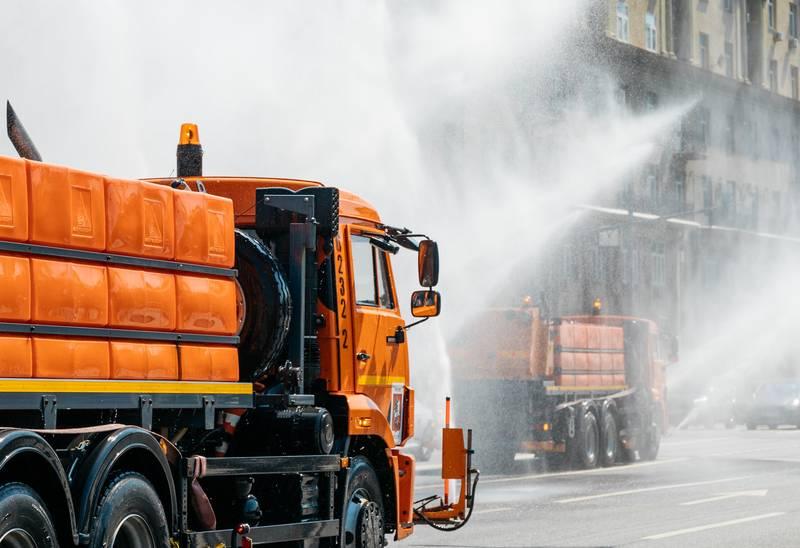 Городские службы перешли на усиленный режим работы из-за аномальной жары