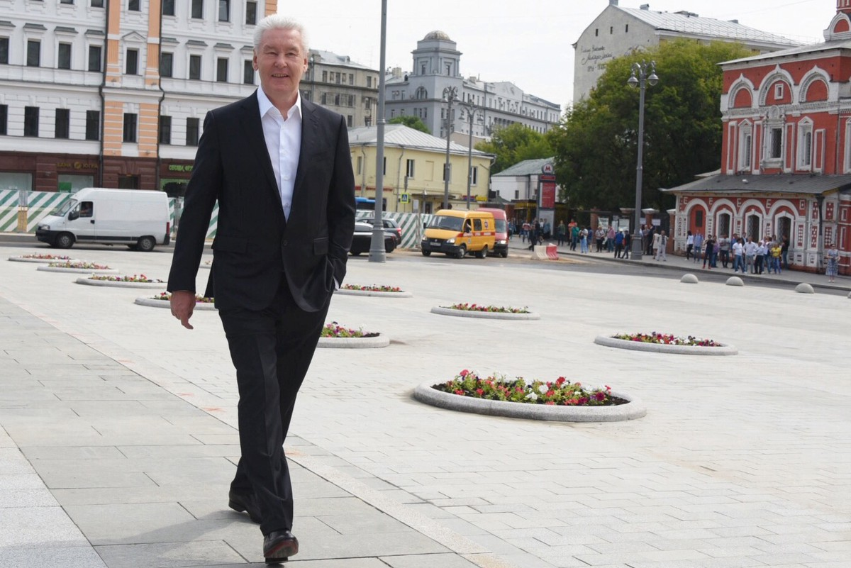 Сергей Собянин рассказал об отношении к электросамокатам на улицах Москвы
