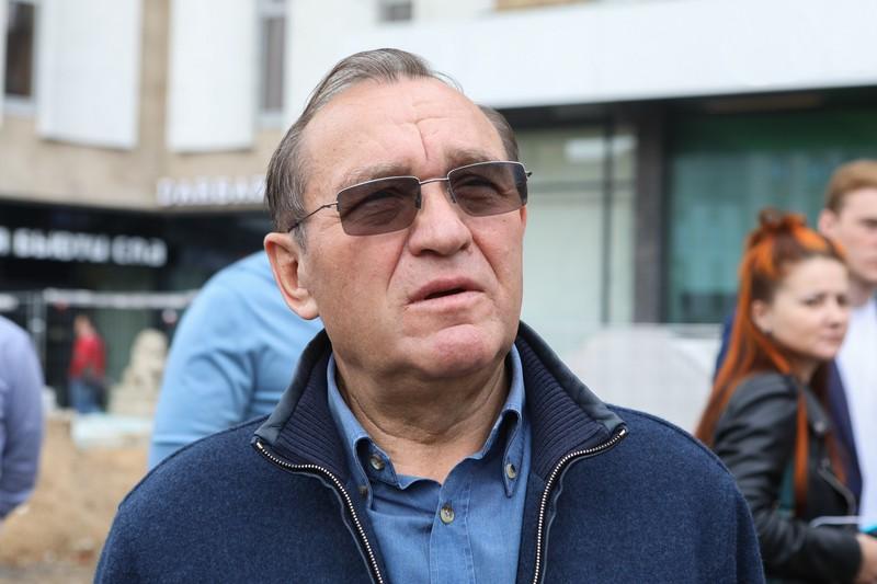 Петр Бирюков: Работы по благоустройству ведутся возле трех станций МЦД