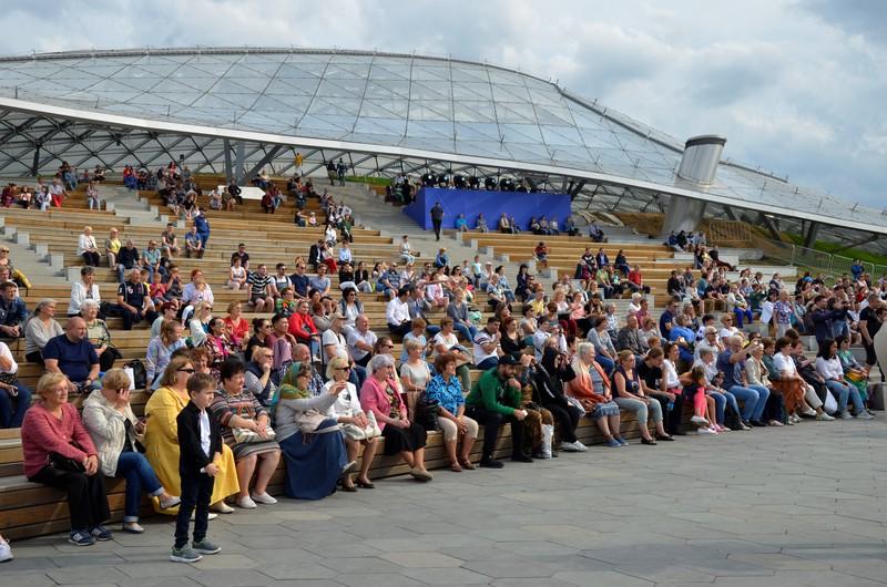 Тридцать миллионов человек посетили «Зарядье» с момента открытия парка